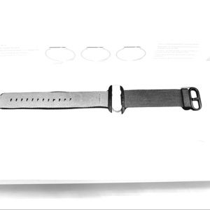 Black  Sports Loop IWatch Band, 42mm